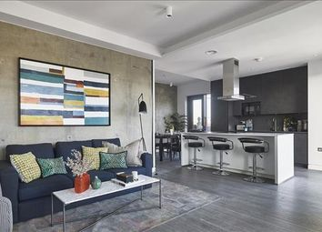 Thumbnail 3 bed flat to rent in The Eight, Shoreditch Village, London