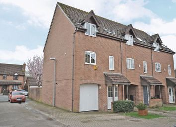 Thumbnail 4 bed terraced house for sale in Superb Townhouse, Sir Charles Square, Newport