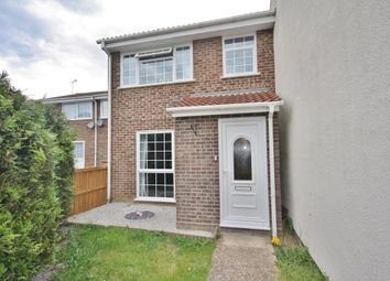 Thumbnail 3 bed end terrace house to rent in Daisy Court, Springfield, Chelmsford