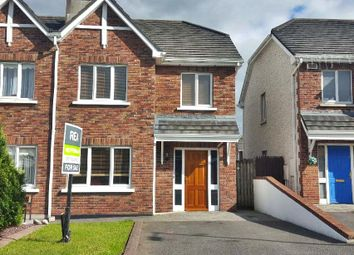 Thumbnail 3 bed semi-detached house for sale in Chancery Park Rise, Tullamore, Offaly