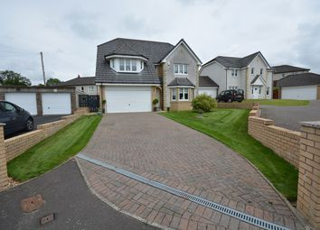 Thumbnail 4 bed detached house for sale in Bank Glen, Cumnock