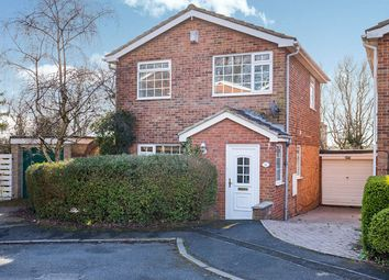 Thumbnail 3 bed detached house for sale in Warwick Close, Eaglescliffe, Stockton-On-Tees, Durham