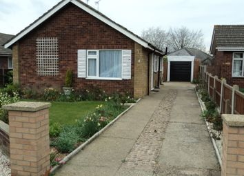 Thumbnail 2 bed bungalow to rent in Robertson Close, Lincoln