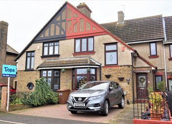 Thumbnail 3 bed terraced house for sale in Sir Evelyn Road, Rochester