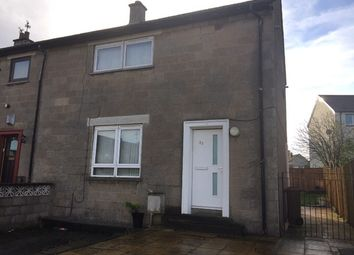 Thumbnail 2 bed end terrace house to rent in Ballantrae Place, Dundee