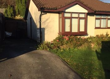 Thumbnail 2 bed semi-detached bungalow to rent in Oak Hill Park, Skewen, Neath