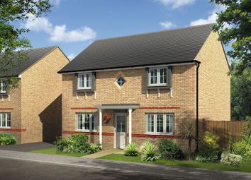 "Thumbnail 4 bed detached house for sale in ""Thornbury"" at Coppice Green Lane, Shifnal"