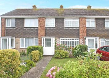 Thumbnail 2 bed terraced house for sale in Milton Avenue, Rustington, West Sussex