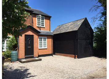Thumbnail 4 bed semi-detached house for sale in Seamans Lane, Stock