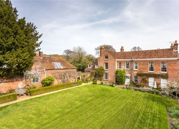Thumbnail 8 bed detached house for sale in Compton Street, Compton, Winchester, Hampshire