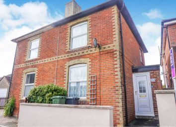3 bed semi-detached house for sale in Heytesbury Road, Newport PO30