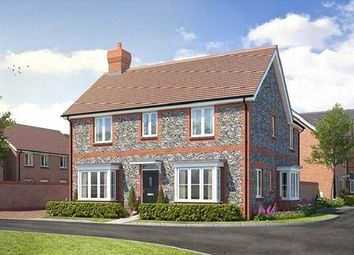 Thumbnail 5 bed detached house for sale in Cresswell Park, Roundstone Lane, Angmering, West Sussex