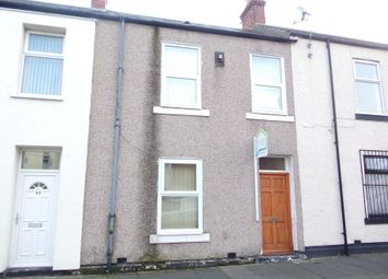 Thumbnail 2 bedroom terraced house for sale in Delaval Terrace, Blyth