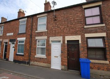 Thumbnail 2 bed terraced house for sale in Smithfield Road, Uttoxeter