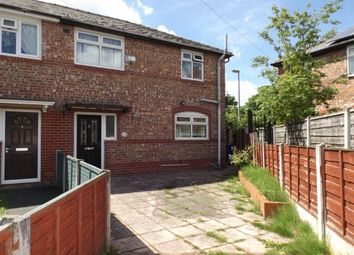 Thumbnail 3 bed semi-detached house for sale in Eccleston Avenue, Manchester, Greater Manchester, Uk
