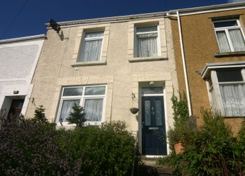 Thumbnail 3 bed terraced house to rent in Bay View, St Thomas, Swansea