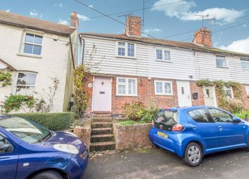 Thumbnail 2 bed cottage for sale in Butchers Lane, Mereworth, Maidstone