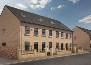Thumbnail 4 bed town house for sale in Park Mills Development, The Mill Houses, South Street, Morley