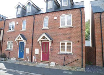 Thumbnail 3 bed town house to rent in King Henry Chase, Bretton, Peterborough