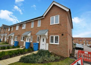 Thumbnail 2 bed end terrace house for sale in Buttercup Avenue, Minster On Sea, Sheerness