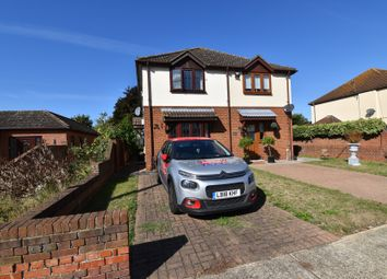 Thumbnail 1 bed terraced house to rent in Lake Avenue, Rainham, Essex