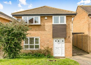 Thumbnail 4 bed property to rent in Favell Drive, Furzton, Milton Keynes
