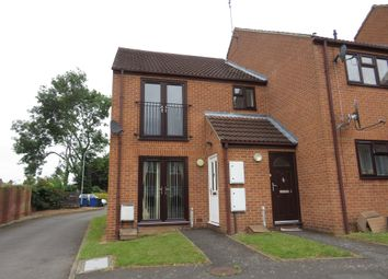 Thumbnail 1 bed flat for sale in Rosliston Road, Stapenhill, Burton-On-Trent