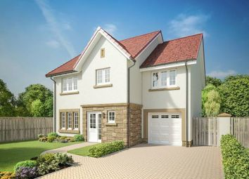 "Thumbnail 4 bed detached house for sale in ""The Bryce"" at Kirk Brae, Cults, Aberdeen"