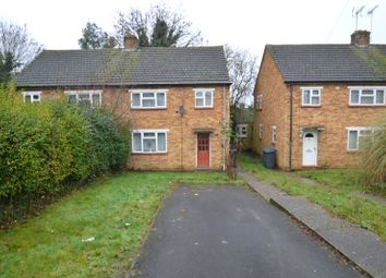 Thumbnail 3 bed semi-detached house for sale in Badger Close, Maidenhead, Berkshire