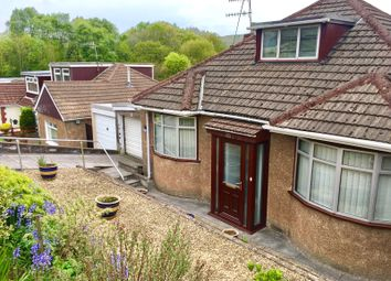 Thumbnail 3 bed detached bungalow for sale in The Walk, Ystrad Mynach, Hengoed