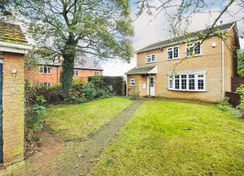 Thumbnail 4 bed detached house for sale in Gable Close, Daventry