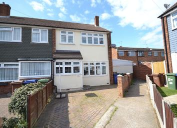 Thumbnail 3 bed end terrace house for sale in Regan Close, Stanford-Le-Hope