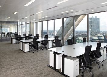 Thumbnail Serviced office to let in Bishopsgate, London