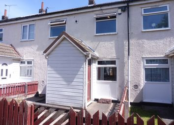 Thumbnail 2 bed terraced house for sale in Quillcourt, Hull