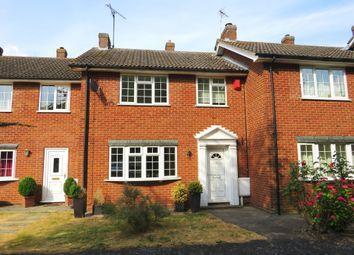 Thumbnail 3 bed terraced house for sale in Shepperton Close, Castlethorpe, Milton Keynes