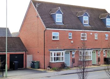 Thumbnail 4 bedroom property for sale in Thatcham Avenue Kingsway, Quedgeley, Gloucester