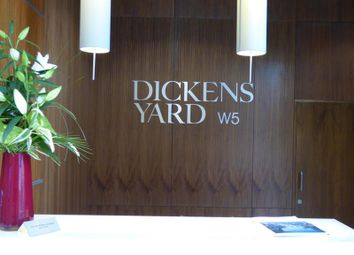 Thumbnail 2 bed flat for sale in Fitzroy House, Dickens Yard, Ealing