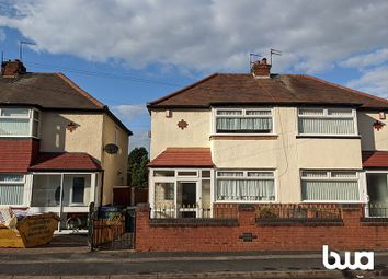 Thumbnail 3 bed semi-detached house for sale in 35 Crockford Road, West Bromwich