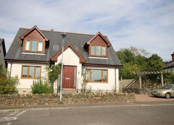 Thumbnail 5 bed detached house for sale in Stirling Acres Road, Kirkcudbright