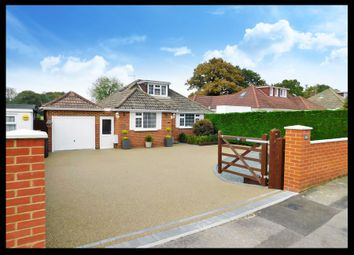 Thumbnail 2 bed detached bungalow for sale in Beverley Gardens, Bursleson, Southampton