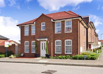 3 bed detached house for sale in Millyard Road, Aylesham, Canterbury, Kent CT3