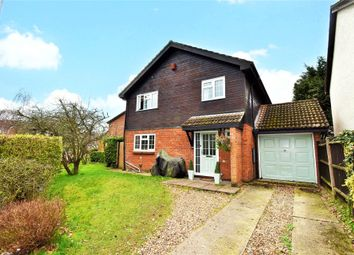 Thumbnail 4 bed detached house for sale in Avocet Crescent, College Town, Sandhurst, Berkshire