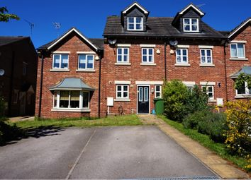Thumbnail 3 bed town house for sale in Limestone Rise, Mansfield