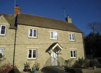 Thumbnail 4 bedroom semi-detached house to rent in East End, Fairford