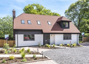 Thumbnail 4 bedroom detached house for sale in Bradstow Lodge, The Drive, Ifold, Loxwood