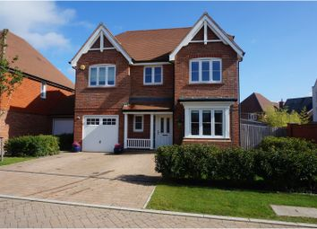 Thumbnail 4 bed detached house for sale in Highwood Crescent, Horsham