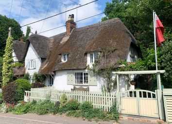 Thumbnail 2 bed cottage for sale in Church Lane, Figheldean, Salisbury