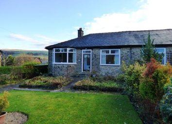 Thumbnail 3 bedroom bungalow for sale in Yeardsley Lane, Furness Vale, High Peak