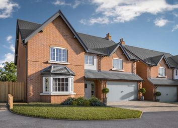 Thumbnail 5 bed detached house for sale in The Denby Normanton Road, Packington, Ashby-De-La-Zouch