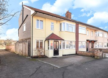 Thumbnail 4 bed end terrace house for sale in Whitby Road, Ruislip Manor, Middlesex